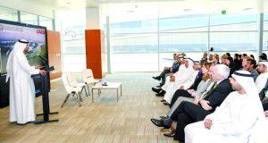 مناقشة إلهام علماء فضاء المستقبل في جامعة الإمارات