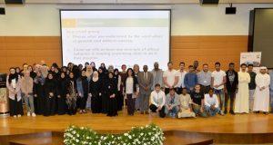 جامعة الإمارات تُطلق برنامج الطالب المعلم للمتفوّقين