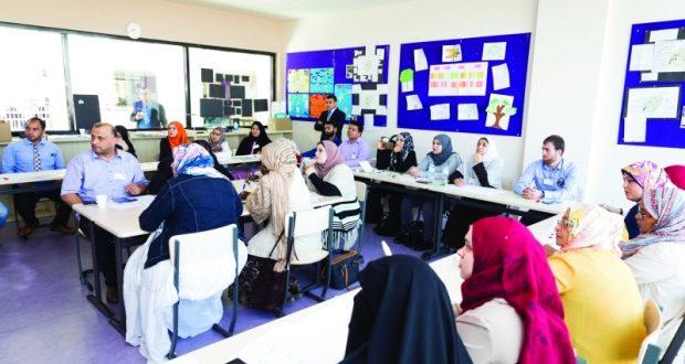300 معلم يتشاركون تجارب إيجابية لتعزيز حضور «الضاد» في مدارس دبي