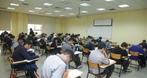 165 طالباً من 38 مدرسة في «أولمبياد الرياضيات»