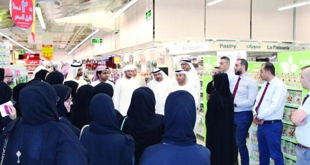 50 مواطناً في دبلوم «أبوظبي التقني» لتجارة التجزئة