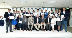 «محمد بن راشد للإدارة» تستضيف وفداً طلابياً من كازاخستان