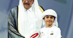 حمدان بن راشد: تعلمنا قيمة التعليم من زايد وراشد