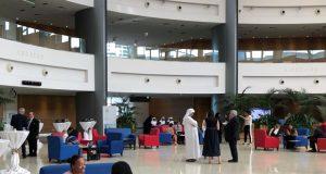 محاضرات ببرامج الدراسات العليا في السوربون أبوظبي