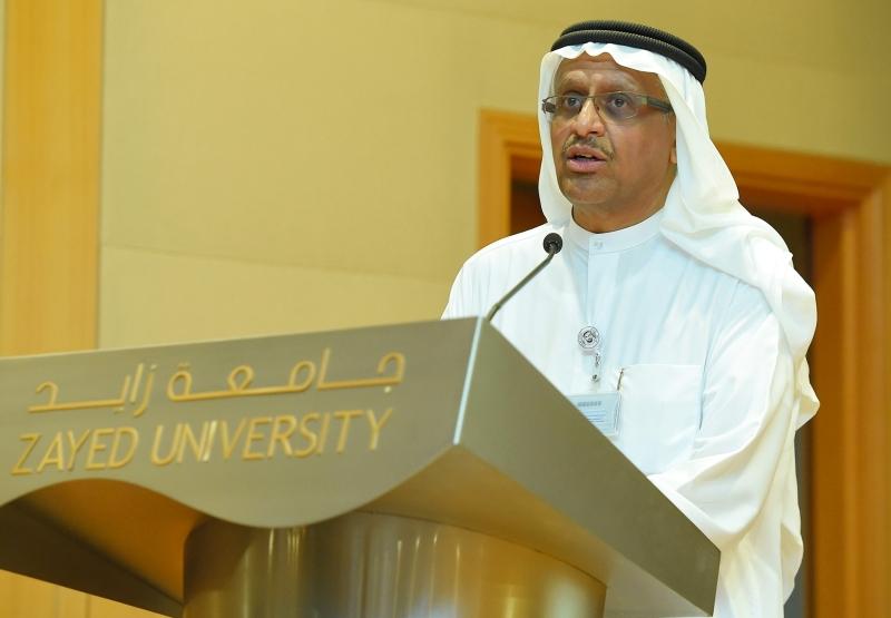 منتدى بـ«جامعة زايد» يناقش منجز القائد المؤسس للوطن والإنسانية