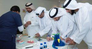 منطقة دبي التعليمية تنظم حملة صحية تثقيفية