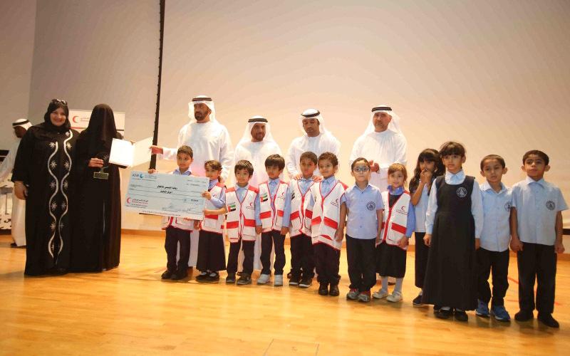 تكريم المدارس الفائزة بجائزة «عون» بالعين