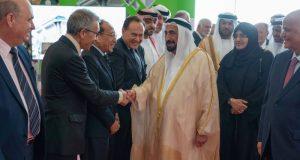سلطان القاسمي يشهد ملتقى البحث العلمي في جامعة الشارقة