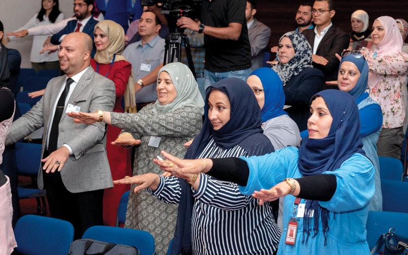 معلمون يطرحون تطبيقات «الواقع الافتراضي» في تعليم العربية