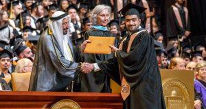 سلطان القاسمي: «أميركية الشارقة» تتطوّر نحو جامعة بحثية شاملة