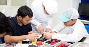 برامج تدريبية في مركز حمدان بن راشد للموهبة والابتكار