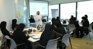 غرفة دبي تختتم برنامج التدريب الصيفي للطلبة المواطنين