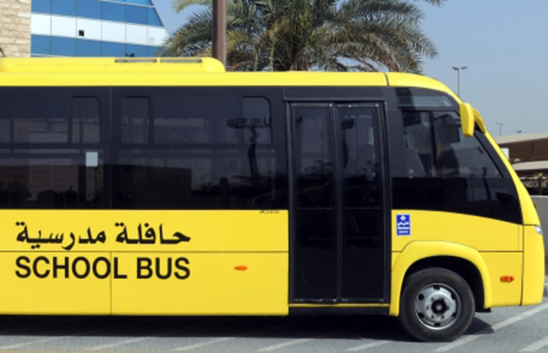 «طرق دبي» توفّر 368 حافلة ذكية لـ 17 مدرسة