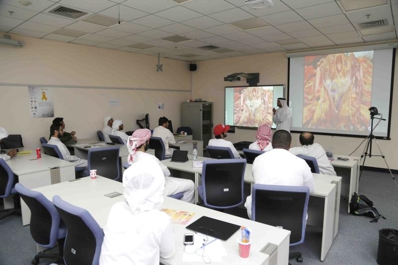 اعتماد الطلبة المقبولين في التعليم العالي والبعثات