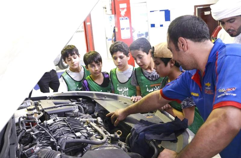 مدارس أبوظبي المجتمعية تستضيف «الأسبوع التطوعي» اليوم